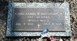 Carl Louis B Diefenbach