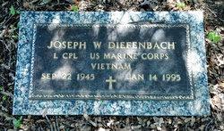 Joseph W Diefenbach