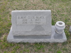 Elbert Cecil Black