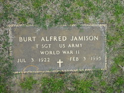 Burt Alfred Jamison