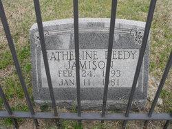 "Katherine V. ""Kate"" <I>Reedy</I> Jamison"