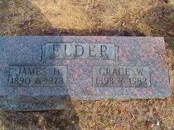 Grace W <I>Campbell</I> Elder
