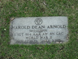 Harold Dean Arnold