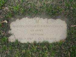 Marvin Donald Birmingham