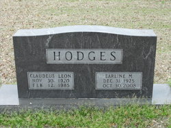 Claudeus Leon Hodges