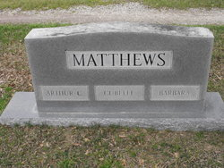 Arthur C Matthews
