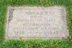 Lieut Arnold R. Heermann