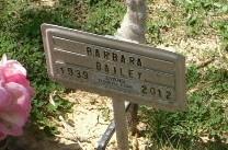 Barbara Ann <I>McCarter</I> Bailey
