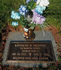 Kenneth William Nichols