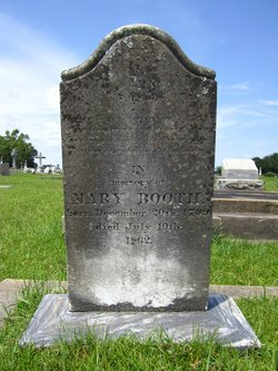 Mary Booth