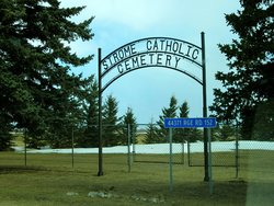 Strome Catholic Cemetery