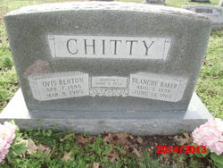 Ovis Benton Chitty