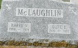Olive Elnora <I>Happle</I> McLaughlin