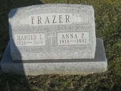 Anna Marie <I>Peiffer</I> Frazer