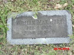William Max Hurt