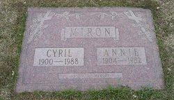 Cyril Miron