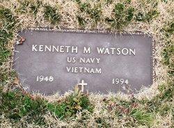 Kenneth M Watson