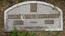 William E Carroll