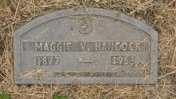 "Margaret Victoria ""Maggie"" <I>Light</I> Hancock"