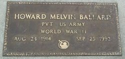 Howard Melvin Ballard