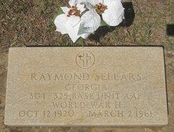 Sgt Raymond Sellars