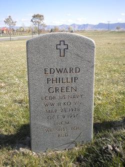 Edward Phillip Green
