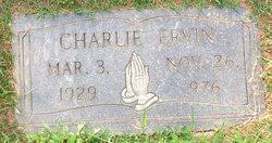 Charlie Ervin
