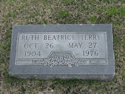 Ruth Beatrice Terry