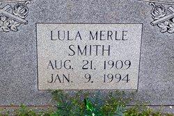 Lula Merle Smith