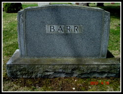 "Sarah J ""Sadie"" <I>McDonald</I> Barr"