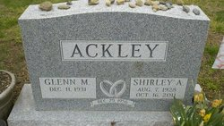Shirley A. Ackley