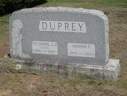 PFC Ishmiel Joseph Duprey, Jr