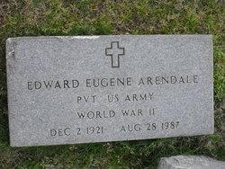 Edward Eugene Arendale