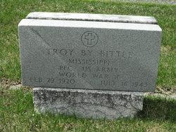 PFC Troy B Bittle