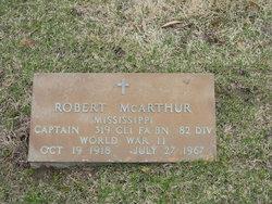 Robert McArthur