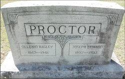 Ollenio <I>Bagley</I> Proctor