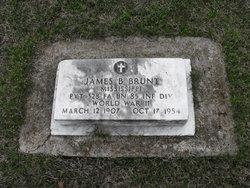 James Benjamin Brunt