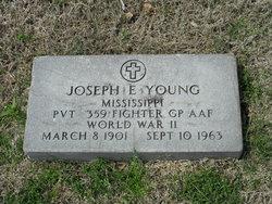 Joseph E Young