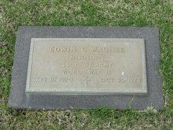 Edwin G Wagner