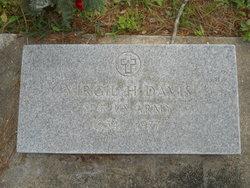 Virgil Houston Davis