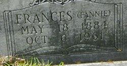 "Frances Jane ""Fannie"" <I>Myers</I> Beall"