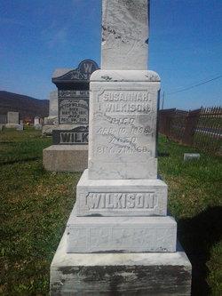 Susannah <I>Shull</I> Wilkison