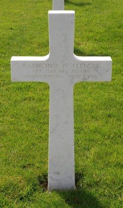 PVT Raymond G. Fleegle