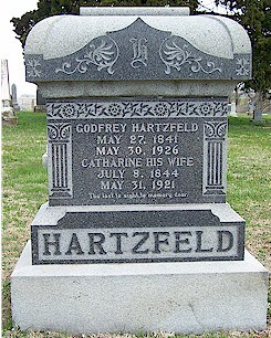 Katherine <I>Zillox</I> Hartzfeld