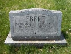 Norman S Ebert, Sr