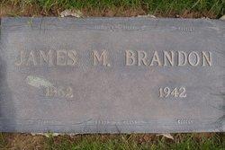 James M Brandon