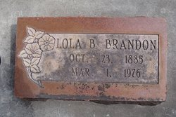 Lola Blanche <I>Baker</I> Brandon