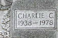 Charlie Calvin Adams