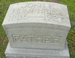 Johnny Humphries
