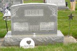Mary A. <I>Bell</I> Schrader